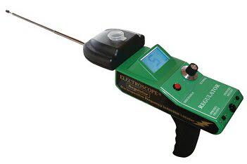 ELECTROSCOPE The Regulator Digital