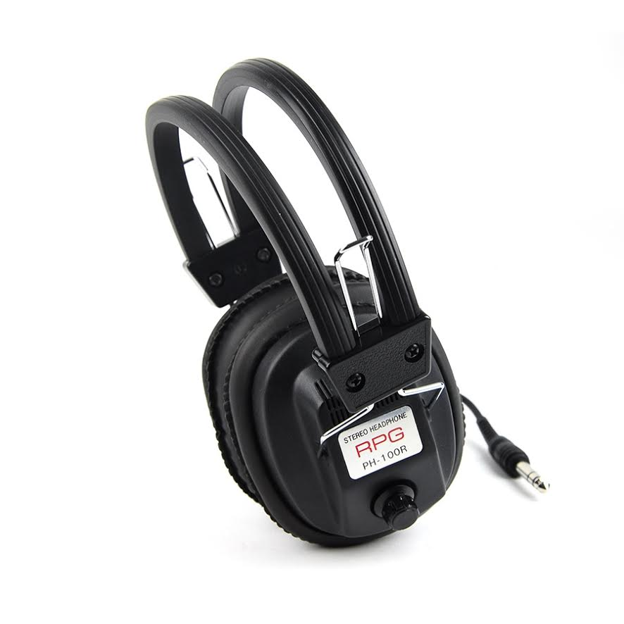 Minelab RPG Headphones