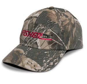 Fisher Camouflage Cap