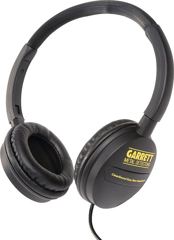 Garrett Clear Sound Headphones